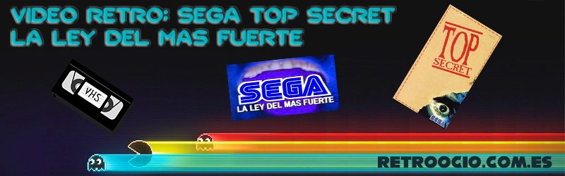 Videos Retro: Top Secret - La ley del mas fuerte