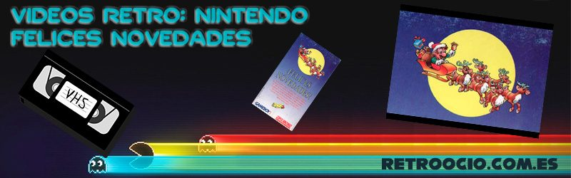 Videos Retro Felices Novedades - VHS Nintendo